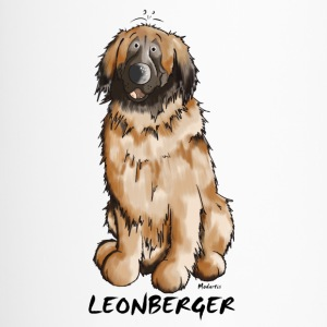 Leon the Leonberger Mugs & Drinkware - Travel Mug