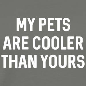 Cooler Pets - Men's Premium T-Shirt