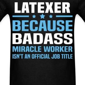 Latexer Tshirt - Men's T-Shirt