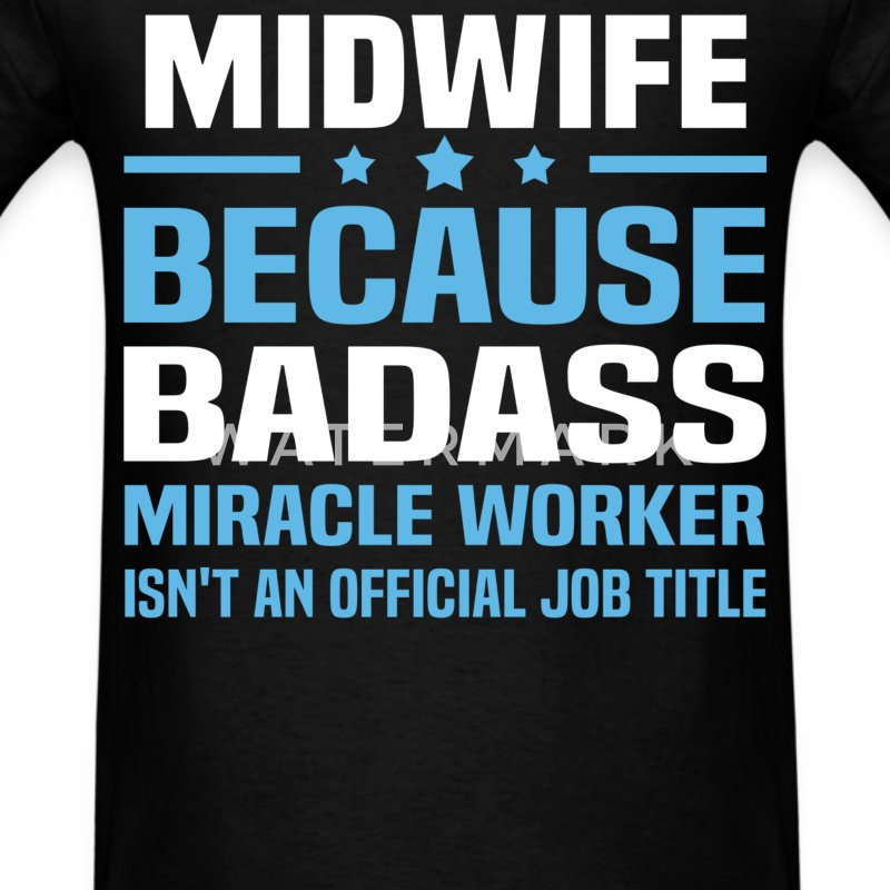 Midwife Tshirt - Men's T-Shirt