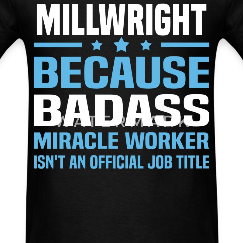 Millwright Tshirt - Men's T-Shirt