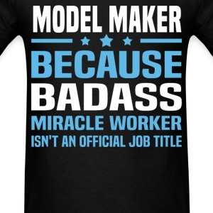 Model Maker Tshirt - Men's T-Shirt