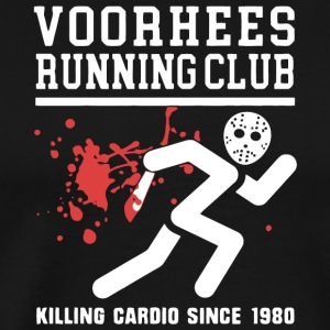 Voorhees Running Club T Shirt T Shirt - Men's Premium T-Shirt