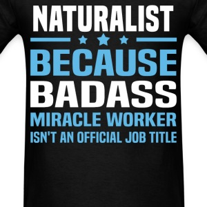 Naturalist Tshirt - Men's T-Shirt