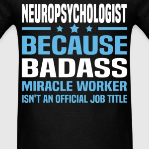 Neuropsychologist Tshirt - Men's T-Shirt