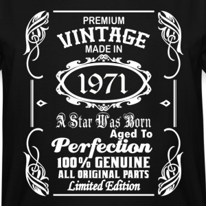 Vintage made in 1971 T-Shirts - Men's Tall T-Shirt