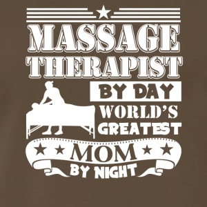 Massage Therapist Mom Tee Shirt - Men's Premium T-Shirt