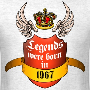 Legends 1967 T-Shirts - Men's T-Shirt