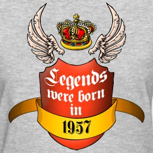 Legends 1957 T-Shirts - Women's T-Shirt