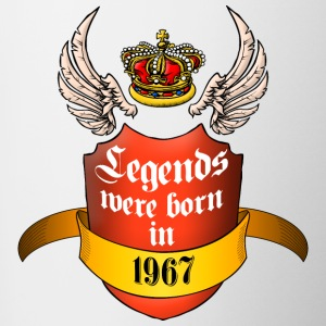 Legends 1967 Mugs & Drinkware - Coffee/Tea Mug