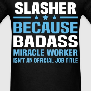 Slasher Tshirt - Men's T-Shirt