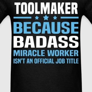 Toolmaker Tshirt - Men's T-Shirt
