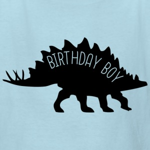 Birthday Dinosaur Kids' Shirts - Kids' T-Shirt
