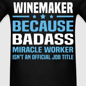 Winemaker Tshirt - Men's T-Shirt