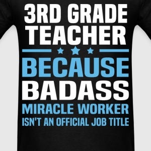 4th Grade Teacher Tshirt - Men's T-Shirt