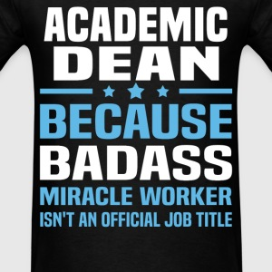 Academic Dean Tshirt - Men's T-Shirt