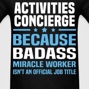 Activities Coordinator Tshirt - Men's T-Shirt