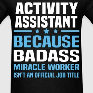 Activity Coordinator Tshirt - Men's T-Shirt