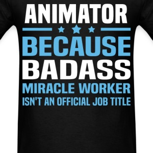 Animator Tshirt - Men's T-Shirt
