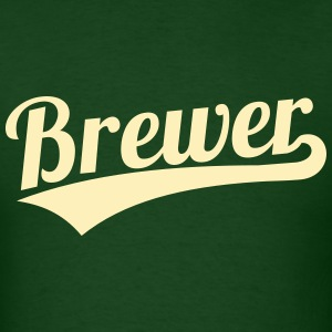 Brewer T-Shirts - Men's T-Shirt