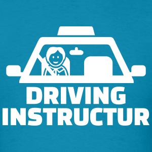 Driving instructor T-Shirts - Men's T-Shirt