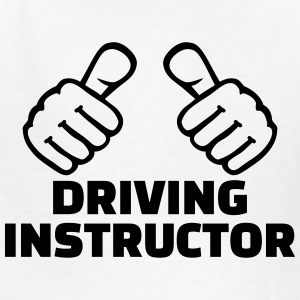 Driving instructor Kids' Shirts - Kids' T-Shirt