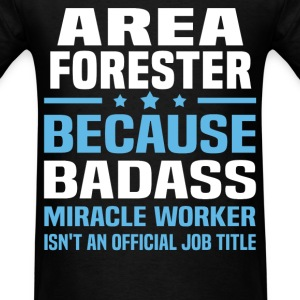 Area Forester Tshirt - Men's T-Shirt