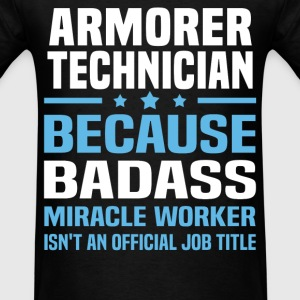 Armorer Technician Tshirt - Men's T-Shirt