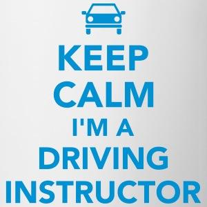 Driving Instructor Travel Mug