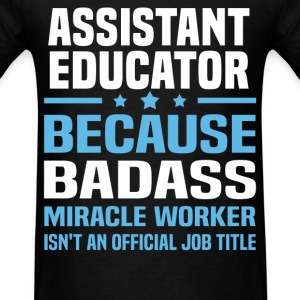 Assistant Educator Tshirt - Men's T-Shirt
