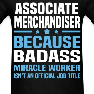 Associate Merchandiser Tshirt - Men's T-Shirt