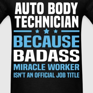 Auto Body Technician Tshirt - Men's T-Shirt