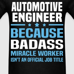 Automotive Engineer Tshirt - Men's T-Shirt