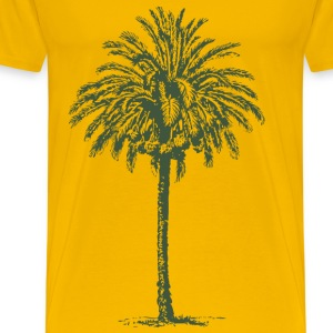 date palm - Men's Premium T-Shirt