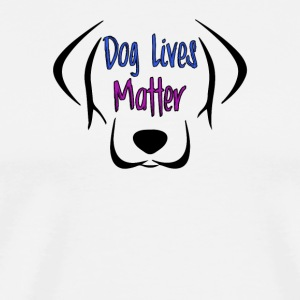 Dig Lives Matter - Men's Premium T-Shirt