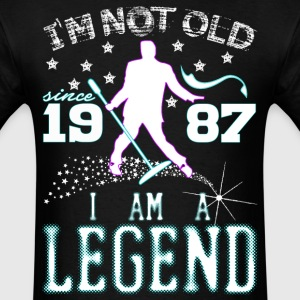 I AM A LEGEND-1987 T-Shirts - Men's T-Shirt