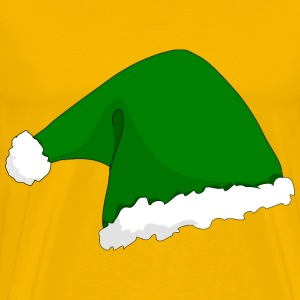 Elf hat - Men's Premium T-Shirt