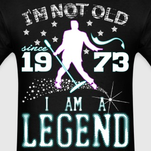I AM A LEGEND-1973 T-Shirts - Men's T-Shirt
