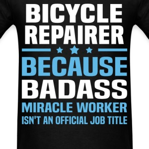 Bicycle Repairer Tshirt - Men's T-Shirt