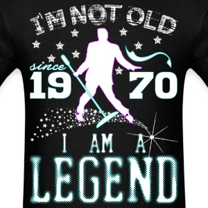 I AM A LEGEND-1970 T-Shirts - Men's T-Shirt
