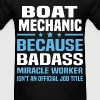 Boat Mechanic Tshirt - Men's T-Shirt