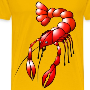 Crawfish - Men's Premium T-Shirt