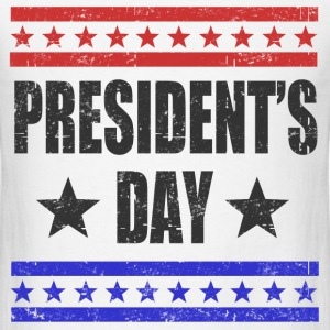 PRESIDENT DAY 123.png T-Shirts - Men's T-Shirt