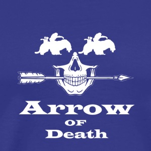 arrow_of_death - Men's Premium T-Shirt