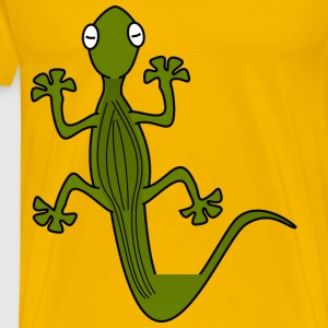 gecko - Men's Premium T-Shirt