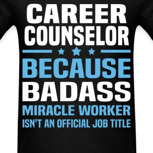 Career Counselor Tshirt - Men's T-Shirt