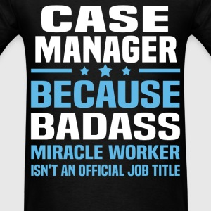 Case Manager Tshirt - Men's T-Shirt
