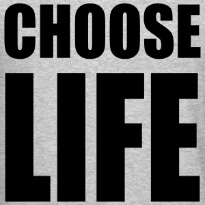 choose_life Long Sleeve Shirts - Crewneck Sweatshirt