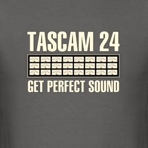 Tascam 24 channels - Men's T-Shirt