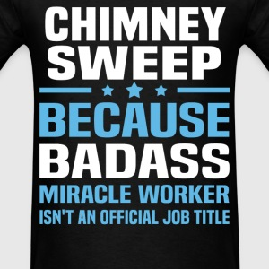 Chimney Sweep Tshirt - Men's T-Shirt